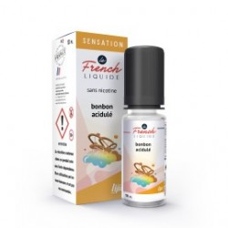 Le French Liquide - Bonbon acidulé 10ml
